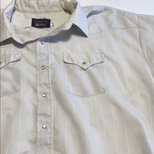 Other - Panhandle Slim - Short Sleeve - Button Down Shirt